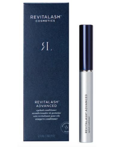 revitalash advanced soin revitalisant cils serum fortifie nourrit longueur densite volume