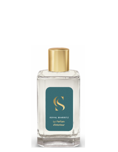 royal biarritz parfum d'interieur  corner de sophie miel bois