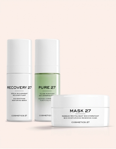 routine anti imperfections mascne cosmetics 27 corner de sophie biarritz pure recovery mask centella asiatica detox