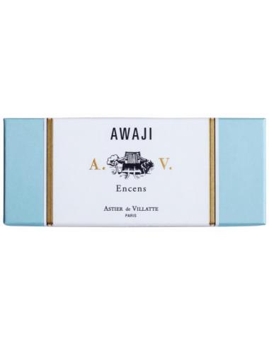 Awaji encens astier de villatte francais japon bois flotte resine jasmin immortelle paris le corner de sophie biarritz