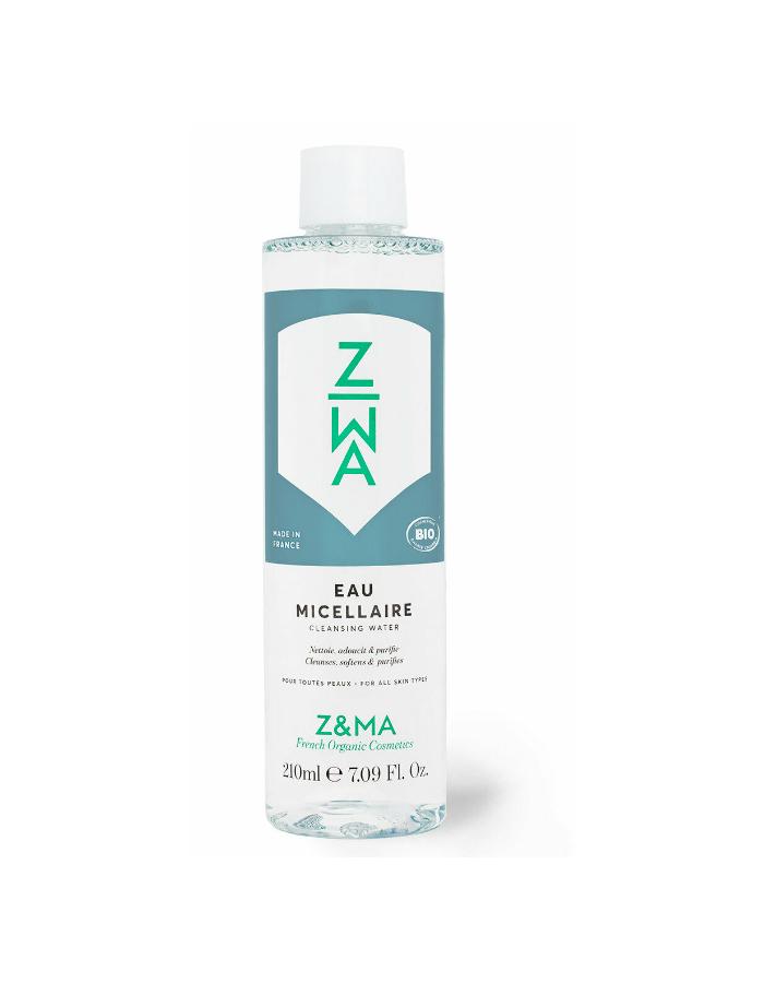 eau micellaire nettoie adoucit purifie z&ma marque francaise corner de sophie biarritz