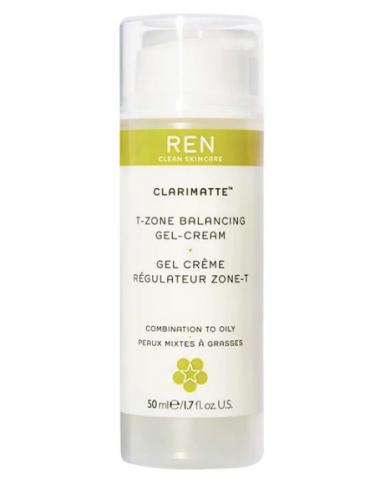 gel creme regulatrice zone t clarimatte Ren skincare soin visage matifiant sebum peau mixte purifiant corner de sophie biarritz
