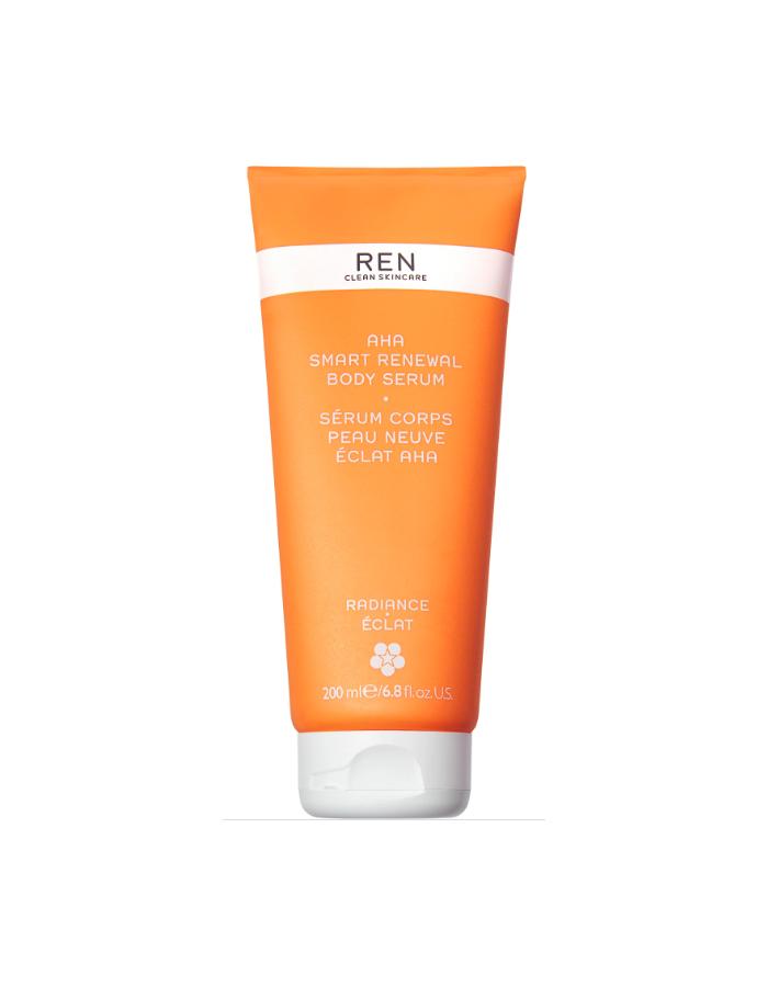 serum corps peau neuve eclat aha radiance ren skincare soin naturel corner de sophie biarritz exfolie hydrate