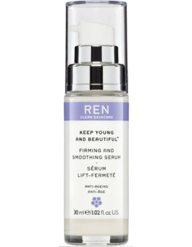 serum lift fermet keep young beautiful ren skincare corner de sophie biarritz soin visage naturel confortable hydratant fermete