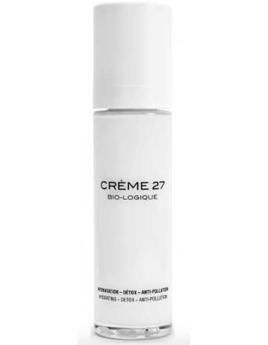 creme biologique universelle cosmetics 27 soin visage naturel corner de sophie biarritz antioxydant hydratant anti pollution