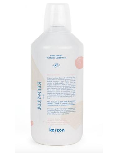 lessive parfumee naturelle ecologique fleur d'oranger minois bebe enfant famille corner de sophie biarritz kerzon
